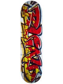 Blind Spray Wall Deck  8.25 x 31.7