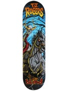 Blind TJ Rogers Headless Horseman Deck  8.0 x 31.6