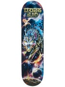 Blind TJ Cosmic Wolf Deck  8.25 x 31.7