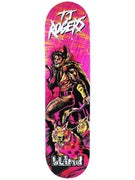 Blind TJ Rogers Warrior Series Deck  8.0 x 31.6