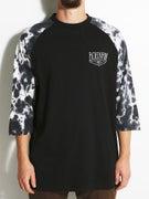 Bohnam Dixie 3/4 Sleeve Raglan T-Shirt