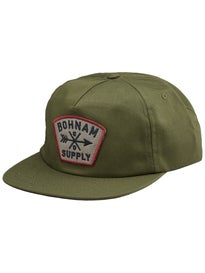 Bohnam Lodge Snapback Hat
