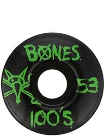 Bones 100s #9 Wheels\ lack
