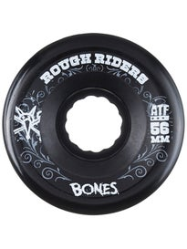 Bones ATF Rough Riders Wheels Black