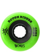 Bones ATF Rough Riders Wheels Green