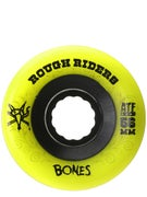 Bones ATF Rough Riders Wheels Yellow