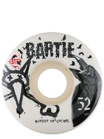 Bones STF Bartie Crows V1 Wheels