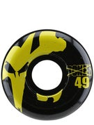 Bones 100's Black Price Point Wheels