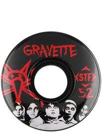 Bones STF Gravette Seed Black V3 Wheels