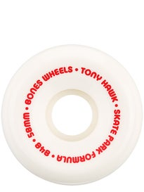 Bones SPF Hawk MIni Cube White Wheels