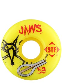 Bones STF Jaws Harp Yellow V2 Wheels