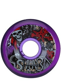 Bones SPF Staab Ghost Pirate Purple Wheels