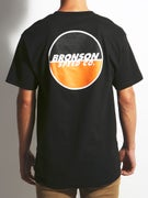 Bronson Speed Co. Logo T-Shirt