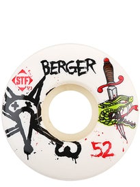 Bones STF Berger Snake V3 Wheels