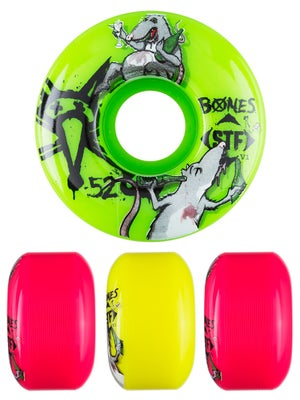 Bones STF Party Pack V1 Assorted Wheels 52mm
