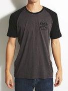Bones Pocket Vato Raglan T-Shirt