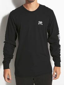 Bones Shred Longsleeve T-Shirt