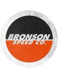 Bronson Speed Co. Spot Logo Sticker