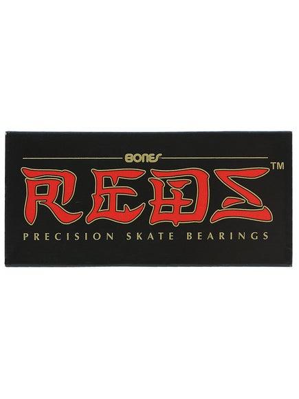 Bones Reds Single Wheel Replacement Bearings 2 Pack