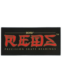 Bones Reds Single Wheel Replacement Bearings 2 Pack