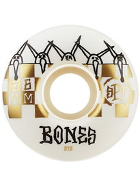 Bones SPF Tiles 81b P2 Wheels