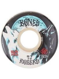 Bones STF TJ Rogers Howl V3 Wheels