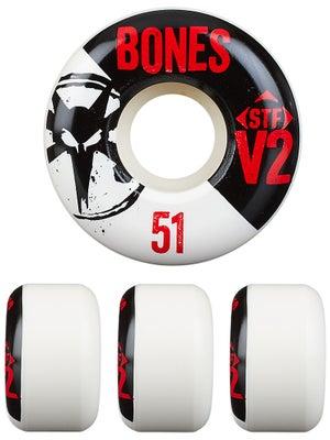 Bones STF V-Series V2 Wheels