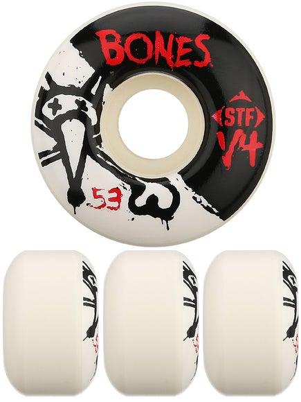 Bones STF V-Series V4 Wheels