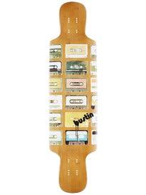 Bustin Boombox Bamboo-X Deck  9.75 x 38.71