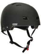 Bullet Deluxe Skateboard Helmet Matte Black