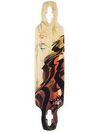 Bustin Mission Dynasty Deck Reflex Bamboo  8.44 x 35.83