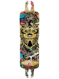 Bustin Nomad Bamboo-X Deck  9 x 36.35