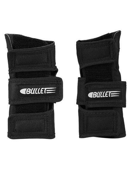 Bullet Wrist Guards Black