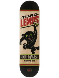 Boulevard Lemos Mascot Deck  8.0 x 31