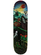 Blood Wizard Chris Gregson Pro Model Deck 8.5 x 32.25