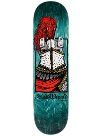 Blood Wizard Gregson Legend-Knight Deck 8.5 x 31.875