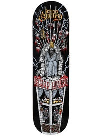 Blood Wizard Jerry Gurney Throne Deck 8.5 x 31.875