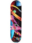 Blood Wizard Keegan Sauder FUBAR Deck 8.375 x 31.75