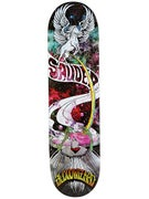 Blood Wizard Keegan Sauder Pegapiss Deck 8.375 x 31.75