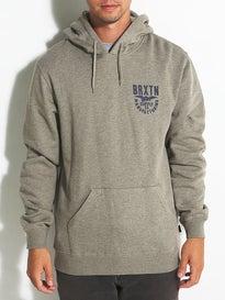 Brixton Alliance Hooded Fleece