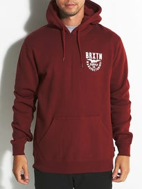 Brixton Alliance Hooded Fleece