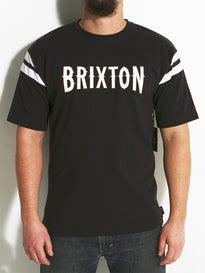 Brixton Benson S/S Knit Shirt