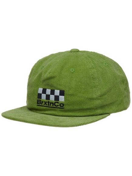 36226fd95d8a0 Brixton Burns Medium Profile Snapback Hat