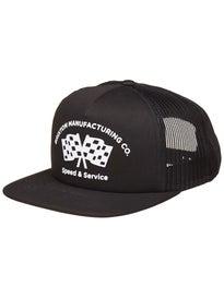 Brixton Burnout Mesh Cap Hat