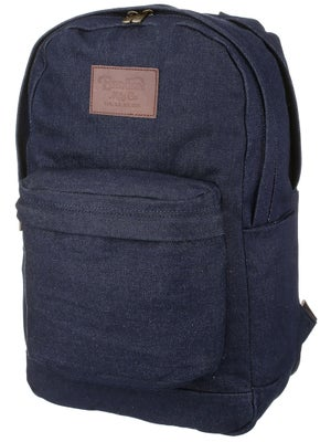 Brixton Basin Backpack Denim
