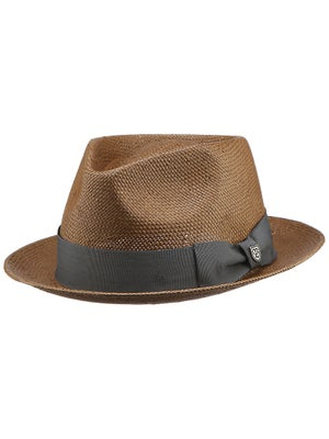 Brixton Baxter Hat Brown/Charcoal SM
