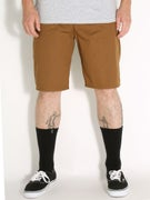 Brixton Carter Shorts  Copper