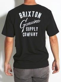 Brixton Dunhill S/S Pocket T-Shirt