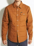Brixton Cass Jacket  Copper