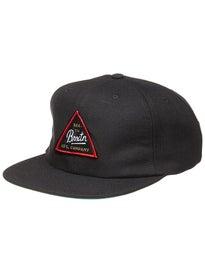 Brixton Cue Snapback Hat